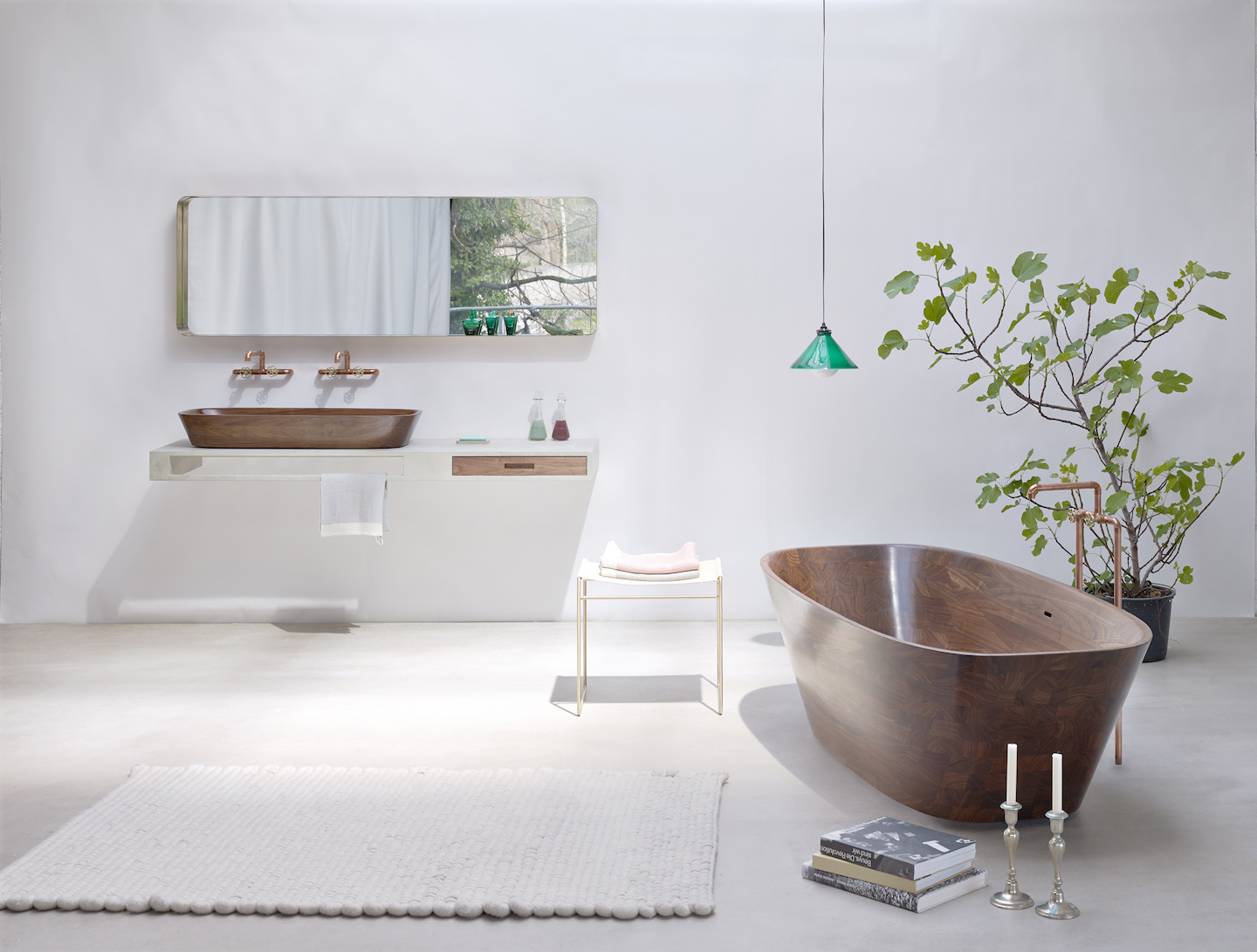 Shell Bathtub 01