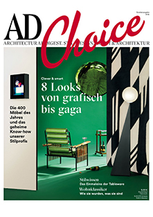 nina mair, architecture, design, innsbruck, austria, press, ad choice, architectural digest